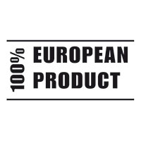 EUROPEAN PRODUCT 100%